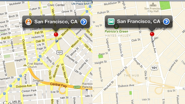 Apple's iOS 6 Maps Disaster: Could This be Apple's Phoenix ...